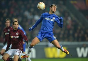 players/squad 2012 2013 season eden hazard/soccer uefa europa league round 16 first